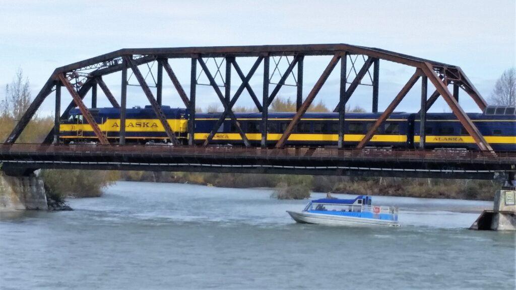 River, Rail & Trail